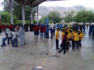 DBTI students