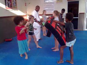 Kids of Kyokushin