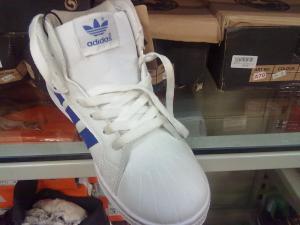 The fake Adidas