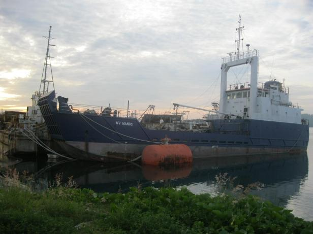 MV Manus