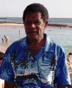 Dad in Hawaii