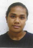 Missing girl Noeleen Narara