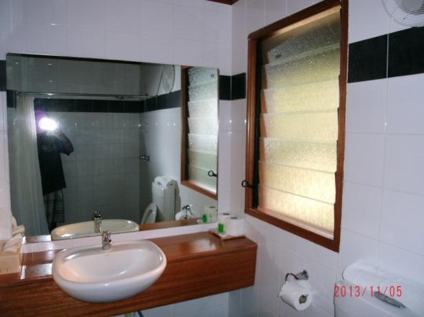My bathroom.
