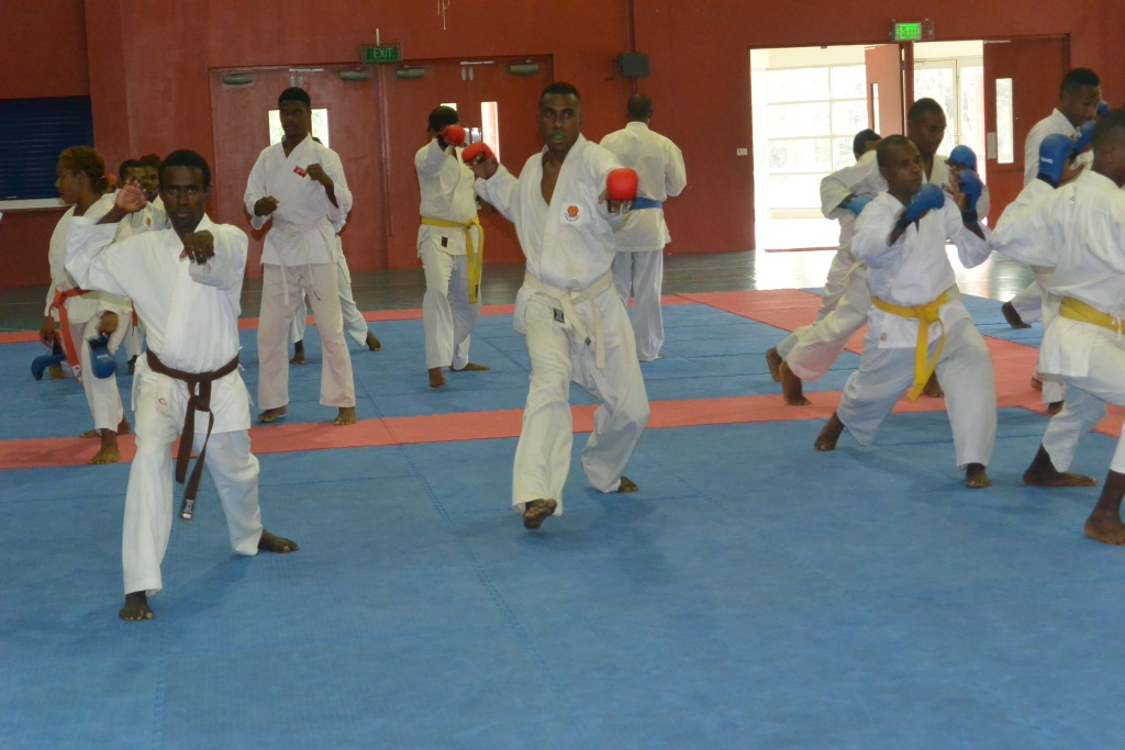 Oceania Karate Championships – Day 2