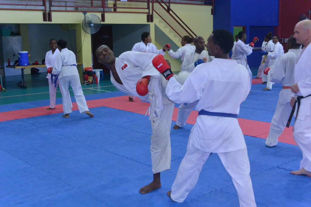 Oceania Karate Championships – Day 3