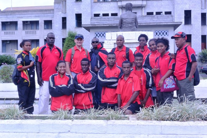 Oceania Karate Championships – Day 4