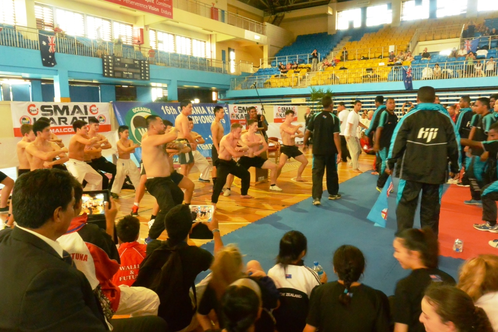 Oceania Karate Championships – Friendly Rivalry