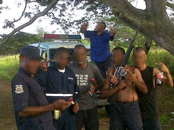 PNG Police Suffer from Bad Leadership – An Anonymous Member of the Force SpeaksOut