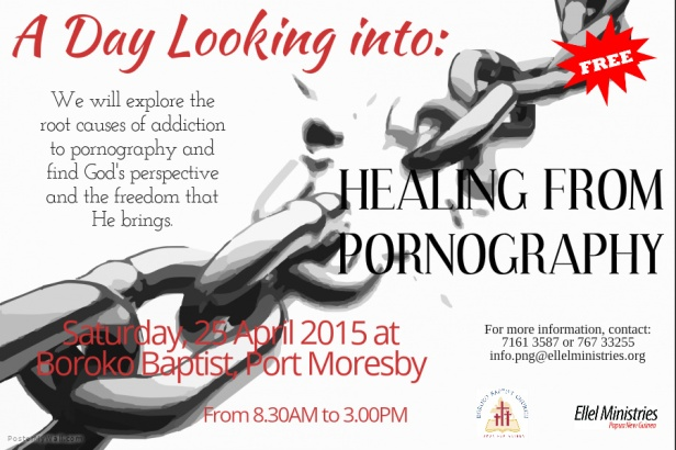 02 April - UD on Ministry into Pornography