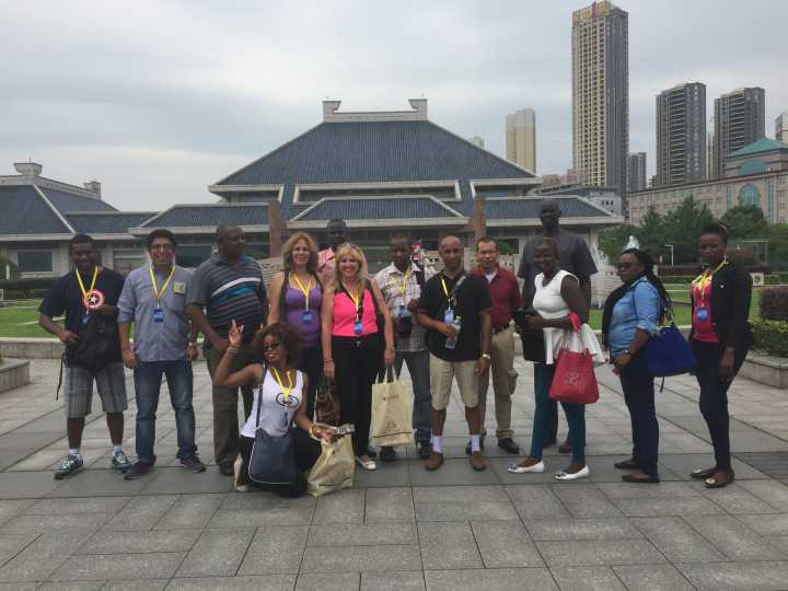 Our visit to the Hubei Museum.