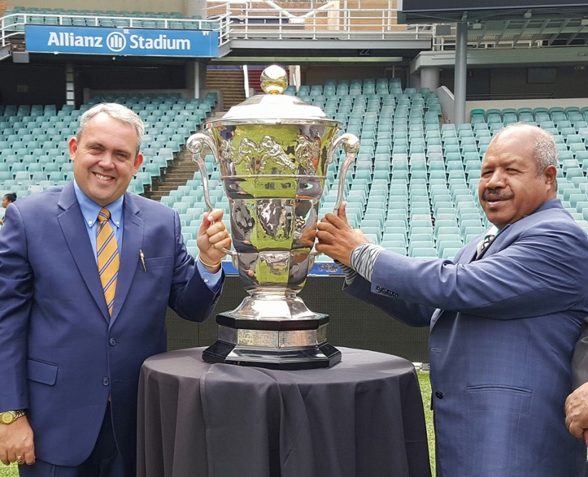 PNG to Host 2017 Rugby World Cup