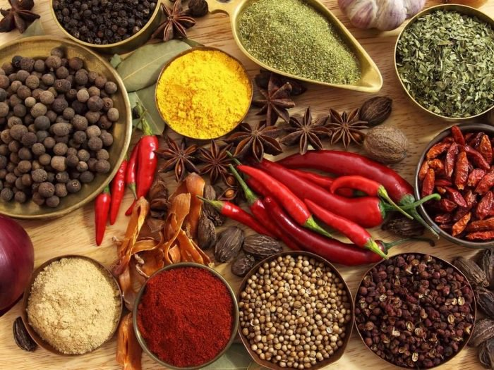 The Neglected Spice Market