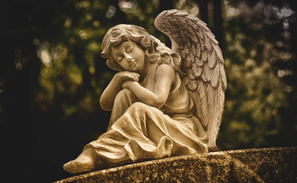 Gone with the Angels(Limerick)
